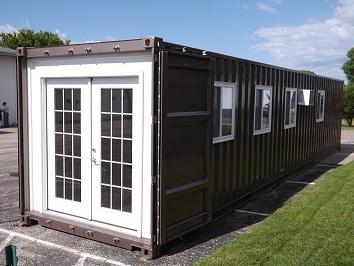 Casa pequeña prefabricada Mods Internacional
