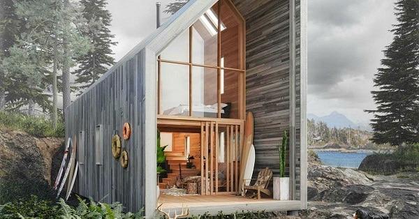 hoy por hoy es mas facil colocar viviendas prefabricadas en cualquier zona