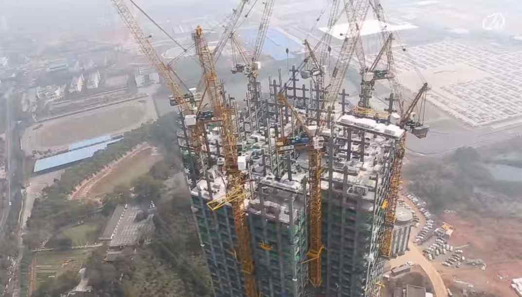 las viviendas prefabricadas y la arquitectua modulas es un boom en china