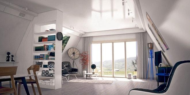 """El arquitecto italiano Renato Vidal ha diseñado un nuevo concepto de vivienda asequible, los hogares M.A.D.I., casas """"Made Spain"""" que se pueden montar en seis o siete horas"""