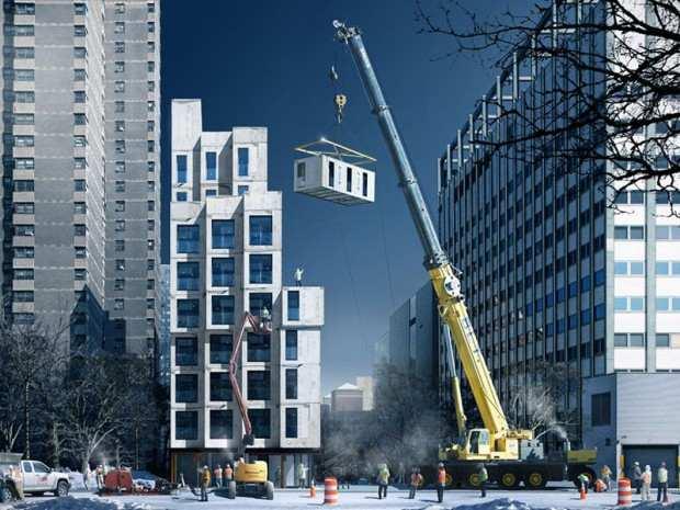 La vivienda modular como un espacio para vivir bien