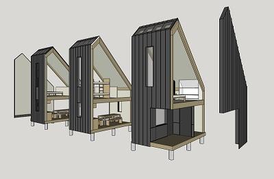 anclaje de casas prefabricadas