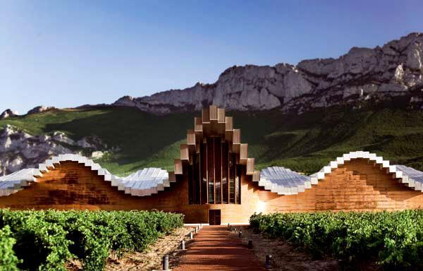 bodegas Ysios de Calatrava