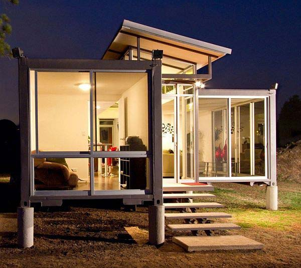 Casa Container Casa Prefabricada En Costa Rica Precios