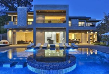 casa prefabricada lujo