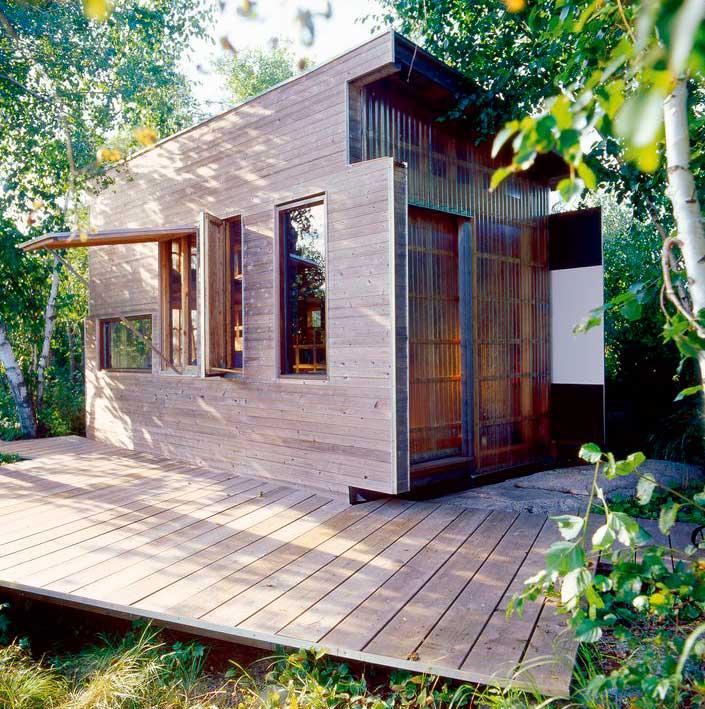 Casas de madera econ micas casas prefabricadas - Casas modulares prefabricadas baratas ...