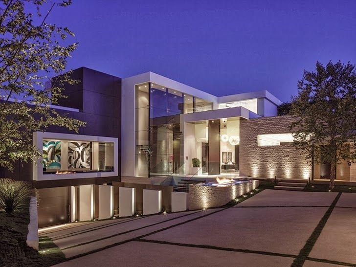casa moderna lujo
