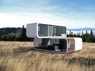 viviendas prefabricadas en poco tiempo