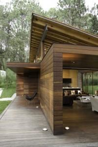 casa modular de madera