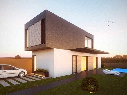 casa pareada modular