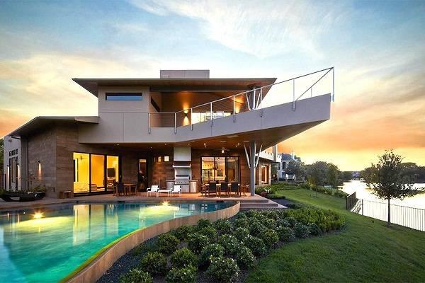 casa prefabricada lujo y diseño