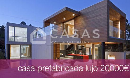 Casas prefabricadas y modulares econ micas y eficientes - Casas modulares de lujo ...