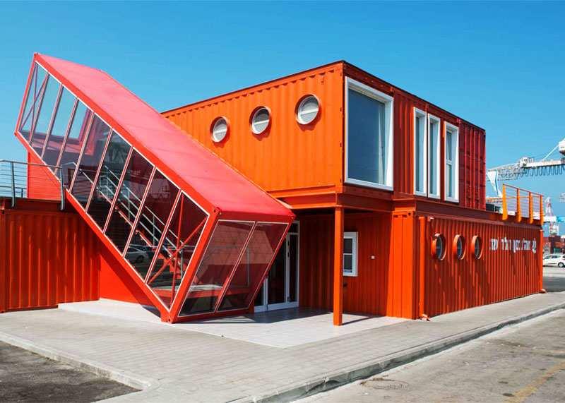 Por qu la gente opta vivir en una casa prefabricada a base de contenedores - Casas prefabricadas de contenedores ...