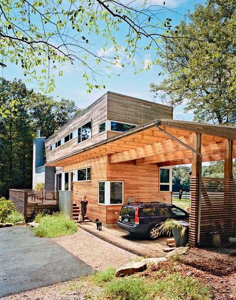 Casas modernas prefabricadas casas prefabricadas for Casas prefabricadas modernas