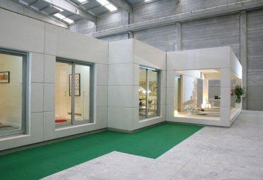 casas prefabricadas de Aplihorsa Modular