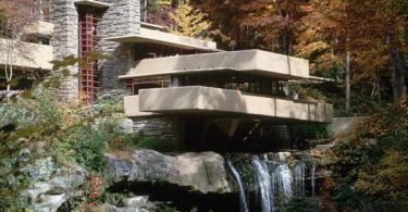 casas prefabricadas de Frank Lloyd Wright