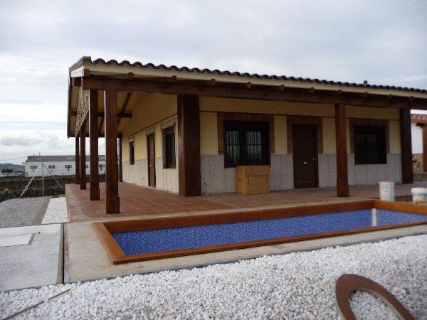 Casas de campo prefabricadas casas prefabricadas for Casas de campo prefabricadas