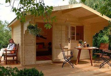 casas prefabricadas de madera que puedes adquirir a traves de amazon
