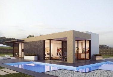 casas prefabricadas en material hormigon