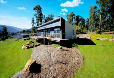 Si estás listo para construir la casa rural de tus sueños, las modulares son una excelente elección