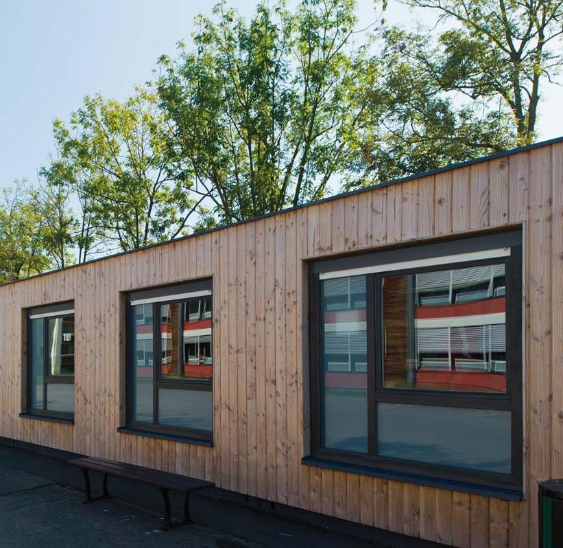 Usos de la construcci n modular casas prefabricadas - Construccion de casas modulares ...