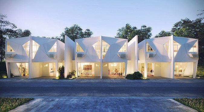 casas diamante en Filipinas