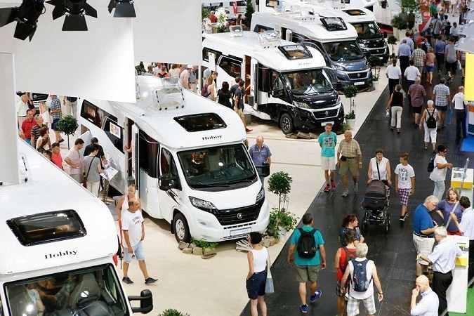 La feria más grande de Caravaning se celebra en Alicante