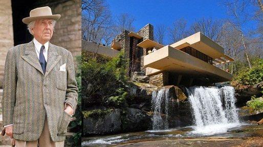 estilos de casas prefabricadas realizadas por casas prefabricadas de Frank Lloyd Wright