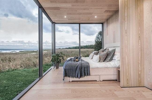 Habitación ÖÖD o casa espejo