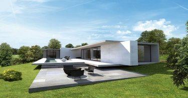 consejos profesionales para construir una vivienda prefabricada con un diseño único