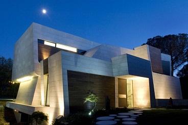 mansiones prefabricadas de lujo de los famosos