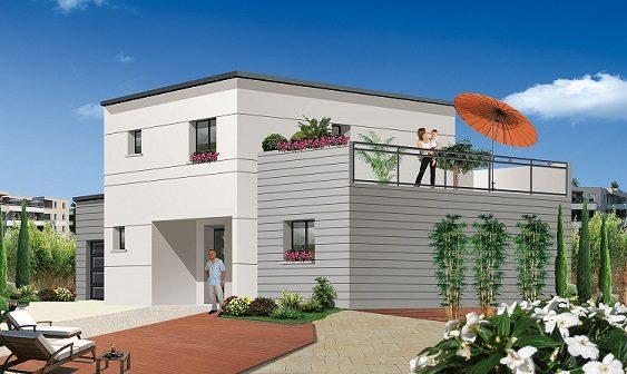 Atrévete con los colores adecuados para una increíble casa de diseño