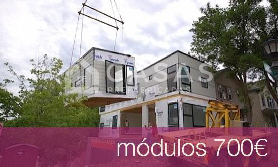 Casas prefabricadas y modulares econ micas y eficientes - Casas prefabricadas por modulos ...
