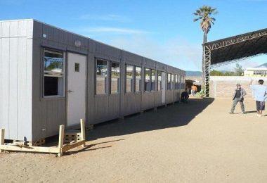 Escuelas modulares, un nuevo concepto que está en pleno auge