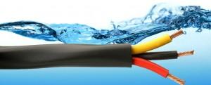 suministro de agua y luz