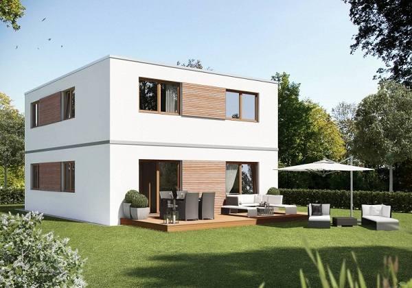 vivienda prefabricada sostenible